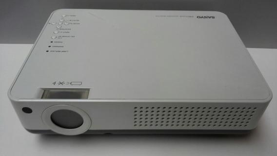 Projetor Sanyo Pro-xtrax Modelo: Plc-xw55 - Funcionando 100%