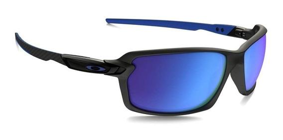 Óculos Carbon Shift Azul Escuro Fibra De Carbono Co00-4958