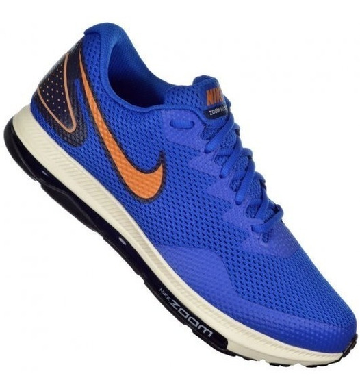 Tênis Nike Zoom All Out Low 2 Azul/laranja Aj0035-403 Store