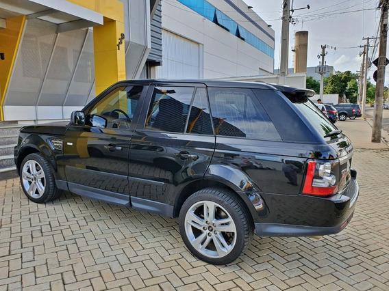Range Rover Sport - Hse 3.0 Tdv6 - Preto