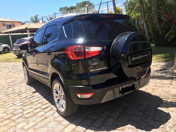 Ford Ecosport 2.0 16v Titanium Flex Aut. 5p 2019