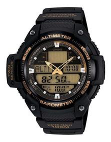 Relógio Masculino Anadigi Casio Out-gear Sgw-400h-1b2vdr
