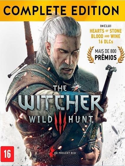 The Witcher 3 Pc - Gog.com Key (envio Rápido