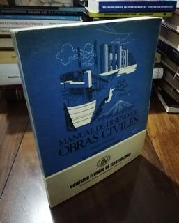 Manual De Diseño De Obras Civiles - Hidrotecnia - Cfe 1981