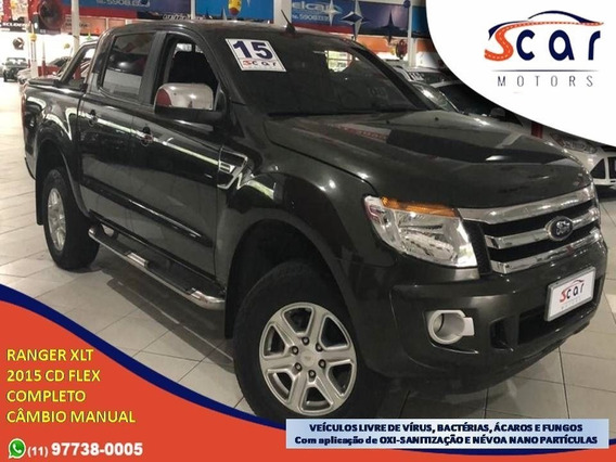 Ford Ranger 2.5 Xlt 4x2 Cd - 2015