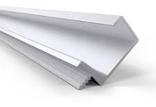 Perfil Tirador C Aluminio De Lujo 3 Mts