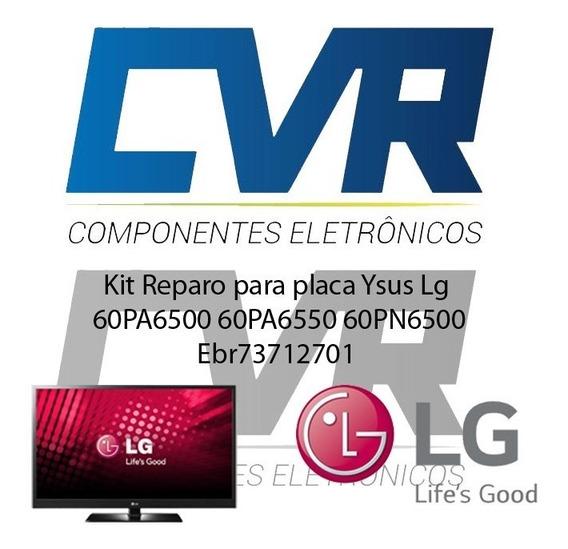 Kit Reparo Ysus LG 60pa6500 - 60pa6550 - 60pn6500 - Original