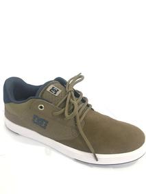 Tênis Skate Dc Shoes Original Plaza Tc Camurça/frete Grátis