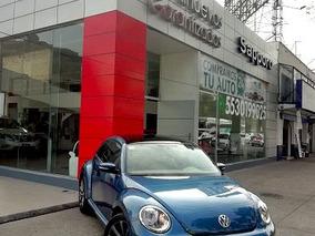 Volkswagen Beetle 2.5 Sportline Mt 2017 Seminuevos Sapporo