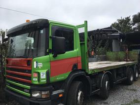 Camion Con Hidrogua Scania