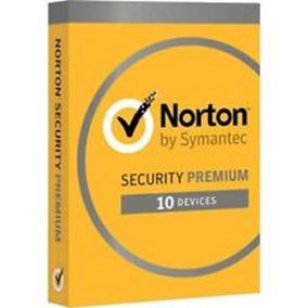 Norton Security Premium 2 Anos 10 Pc .. Leia Com Atencao