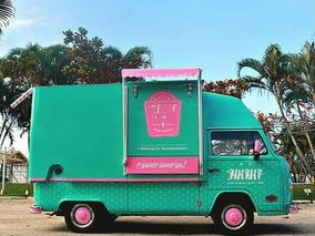 Outros Veículos - Food Truck - Kombi