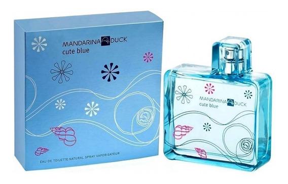 Perfume Mandarina Duck Cute Blue Edt F 50ml