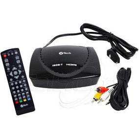Receptor Digital Televisão U-tech Rt 302