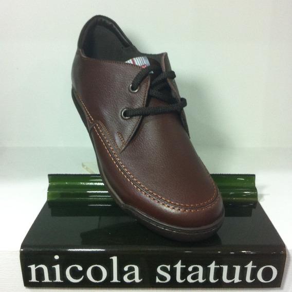 Zapatos Casuales Nicola Statuto