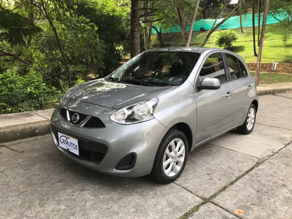 Nissan March Sense Mt Full 2016