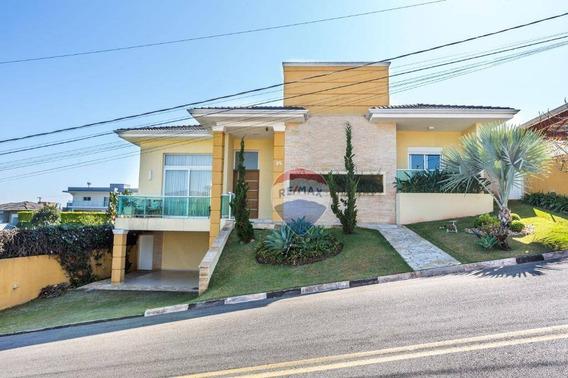 Casa Com 4 Dormitórios À Venda, 459 M² Por R$ 1.950.000,00 - Serra Da Estrela - Atibaia/sp - Ca5898