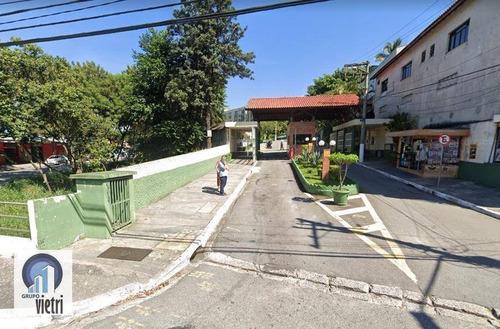 Imagem 1 de 5 de Apartamento Com 2 Dormitórios À Venda, 65 M² Por R$ 240.000 - Jardim Santa Mônica - São Paulo/sp - Ap4515