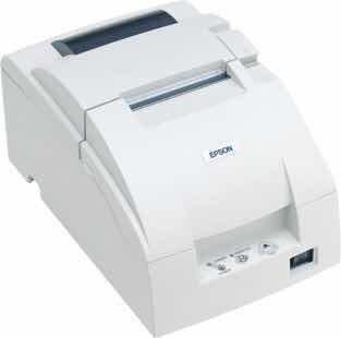 Impresora Epson Tm-u220pd Punto De Venta