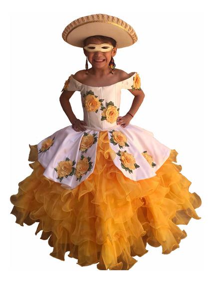 Vestido De Charro Para Niña En Mercado Libre México