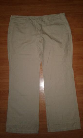 Pantalon Dama, Beige, Talla 32