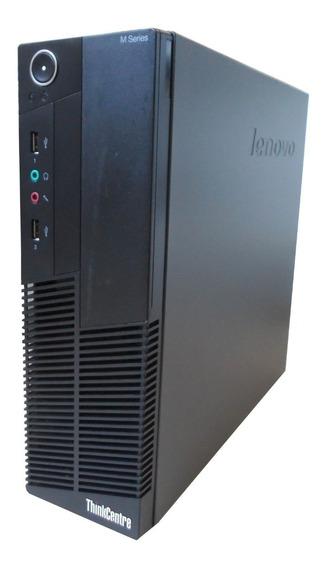 Computador Lenovo M90 Core I3 4gb 120gb Ssd - Semi Novo