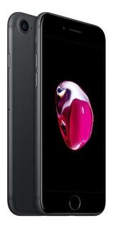 iPhone 7 Preto Tela 4,7, 4g, 32gb E Câmera De 12 Mp