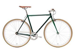 Bicicleta Estado Fijo Gear / Fixie Flip Flop Hub Vans Grips