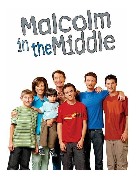 Malcom El Del Medio Serie Completa