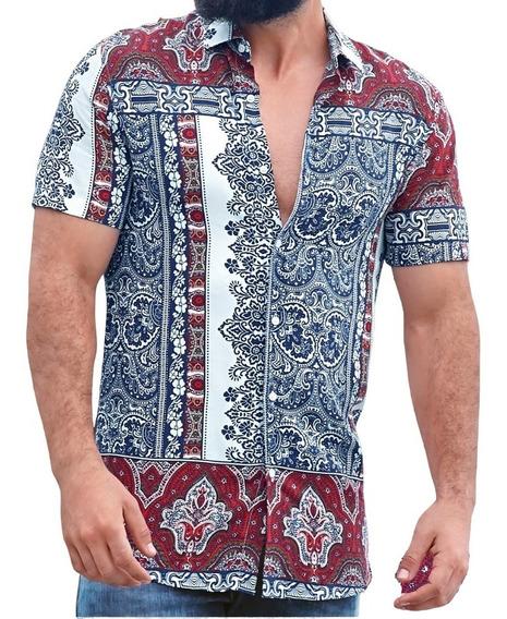 Camisa Manga Corta 58
