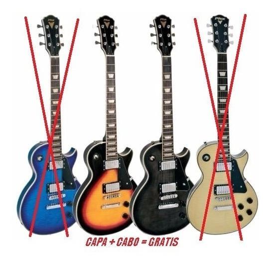 Guitarra Les Paul Lp2 Flamed Maple +capa Bks Nfe Garantia