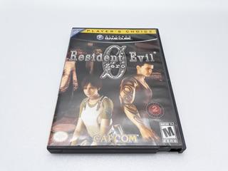 Resident Evil Zero Para Gamecube, Checalo!!