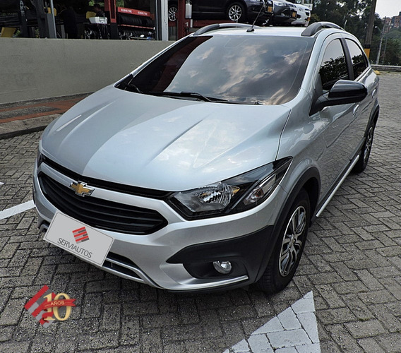 Chevrolet Onix Active Mt 1.4 2018 Egk453
