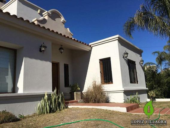 Casa 3/4 Dor. Bº Cumbres De Villa Allende. Venta