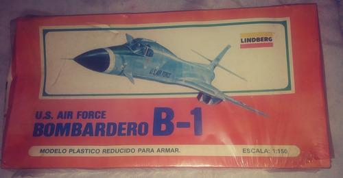 Imagen 1 de 4 de 8 Aviones Lindberg Escala