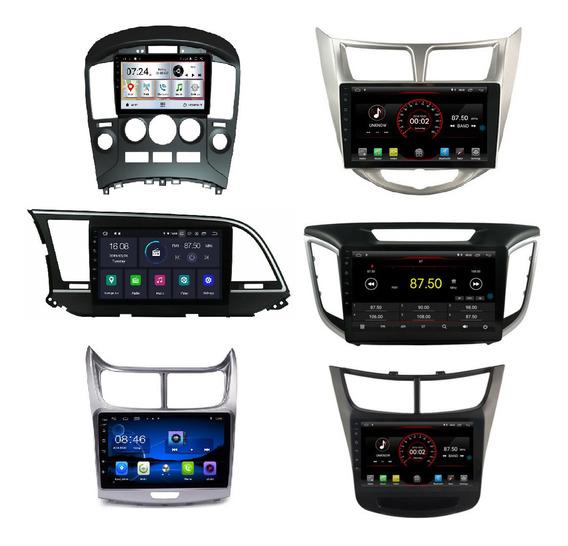 Radio Android 9 Pulg Accent Dmax Tucson H1 Sail Toyota Kia