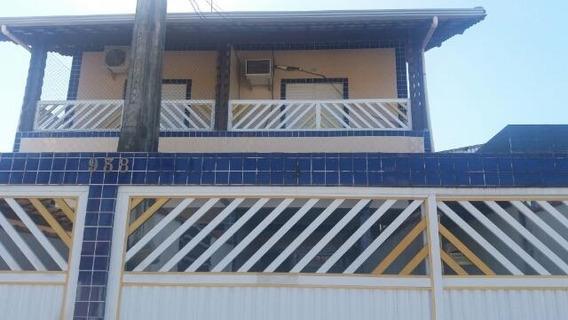 Sobrado Residencial À Venda, Vila Mirim, Praia Grande. - So0504