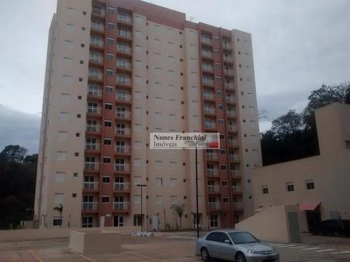 Apartamento Residencial À Venda, Tremembé, São Paulo. - Ap5253