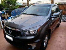2016 Ssangyong Actyon Sports 4x2 Full Diesel