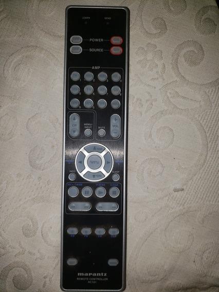Controle Remoto Original Marantz - Rc101