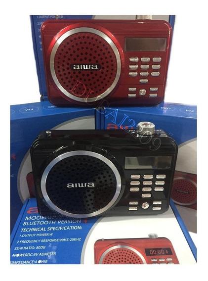 Reproductor Mp3,radio Puerto Usb Con Carga Directa Portatil