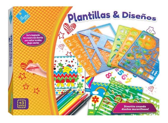 Plantillas Para Crear Dibujos Y Diseños + Acces Duende Azul