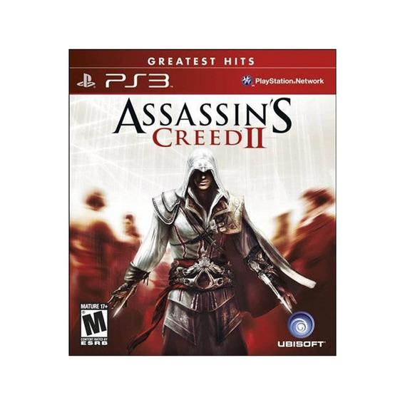 Assassins Creed Ii - Ps3 Lacrado