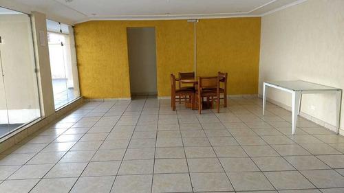 Imagem 1 de 14 de Apartamento Para Alugar 73m² No Centro De Santo André - 1033-12087