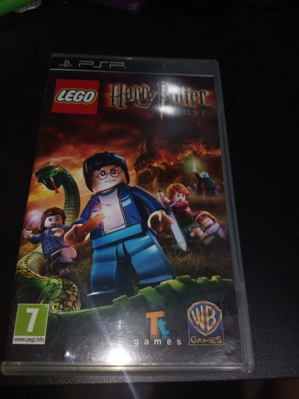 Lego Harry Potter 5-7 Psp
