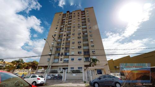 Apartamento Com 2 Dormitórios À Venda, 53 M² Por R$ 295.000,00 - Protásio Alves - Porto Alegre/rs - Ap1710