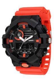 Relógio Speedo Digital Analógico Masculino 81156g0evnp2