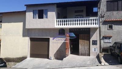 Casa Com 1 Dormitório Para Alugar, 35 M² Por R$ 800/mês - Jardim Imperador (zona Leste) - São Paulo/sp - Ca0041
