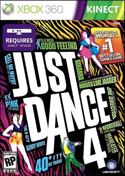 Just Dance 04 Xbox 360 Mídia Digital