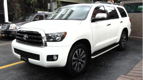 Imagen 1 de 15 de Toyota Sequoia Platinum V8 Blindada